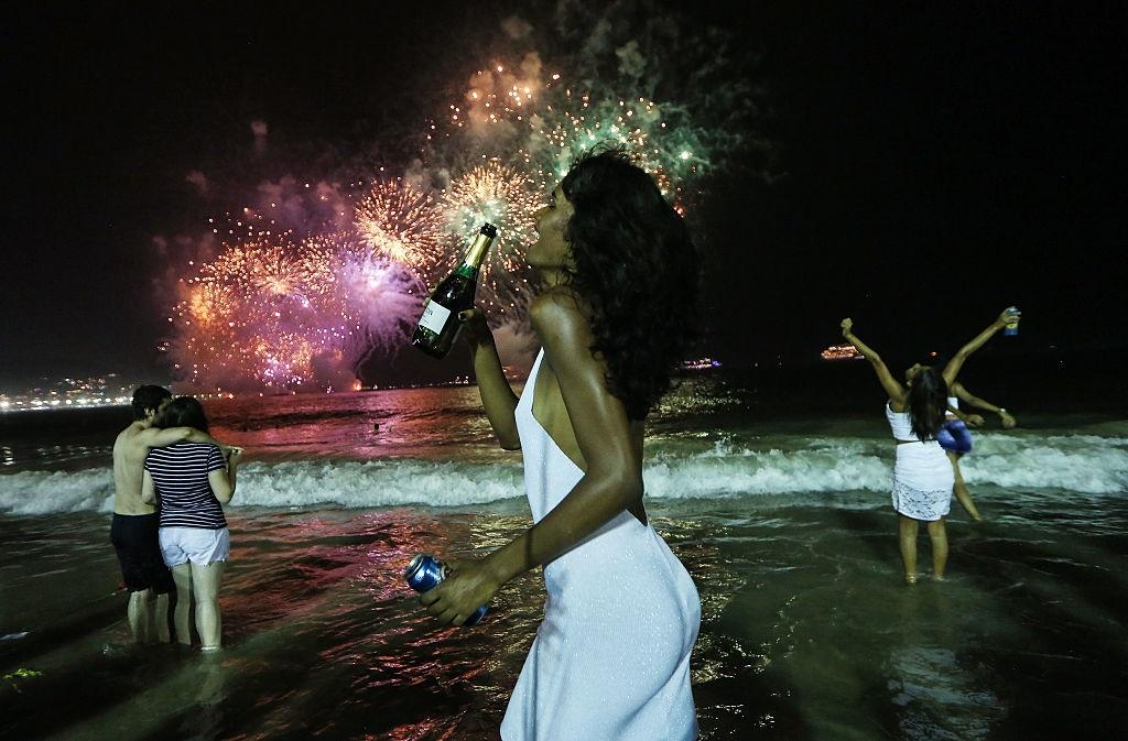 Новый год в Рио