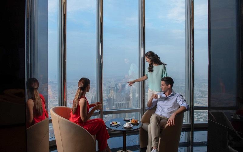 Смотровая площадка Дубая