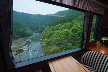 Железнодорожный круиз в Японию