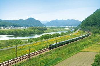 Железнодорожный круиз по Японии