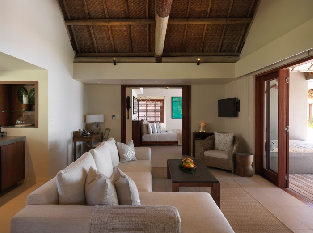 1 Bedroom Villa - Living Room