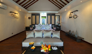 Sunset Beach Villa - Interior