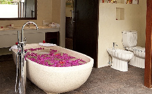 Sunset Prestige Pavillon Beach Villa - Bathroom