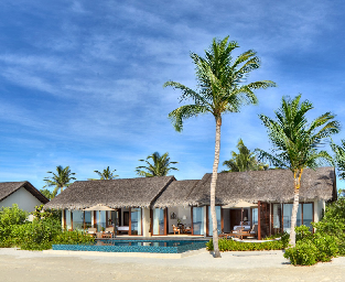 Two-Bedroom Beach Pool Villa