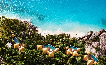 Fregate Island Private 5* - Сейшелы